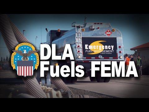 DLA/FEMA Fueling Partnership