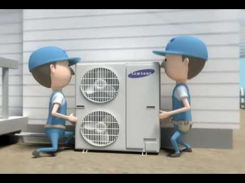 Samsung Eco Heating System Heat Pump Www Klima Hu Kl 237 Ma