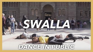 [KPOP IN PUBLIC] SWALLA Cover - BLACKPINK LISA SOLO  // SEOULA