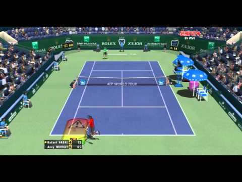 Tennis Elbow : Rafael Nadal Vs Andy Murray