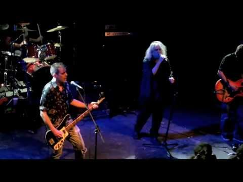 The Last Drive & Γιάννης Αγγελάκας - Ταξιδιάρα Ψυχή  (live @ Gagarin - Athens, 20/12/13)