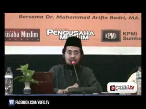 Seminar Ekonomi Islam - Alternatif Permodalan Dalam Islam (#5) - Dr. Muhammad Arifin Badri