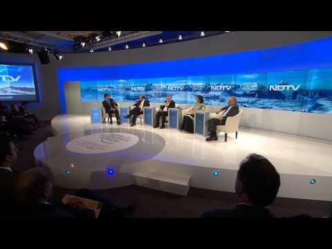 Sh. Arun Jaitley in India's Next Decade in Davos