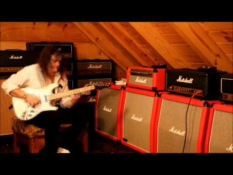 Andy Sartori – 1986 Marshall Artist 3203 – Part 2 Gain