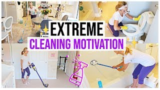 ULTIMATE CLEAN WITH ME 2019! CLEANING MY ENTIRE HOUSE EXTREME CLEANING MOTIVATION | Brianna K