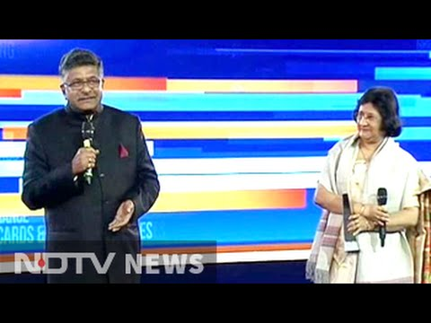 Arundhati Bhattacharya's two questions to Ravi Shankar Prasad