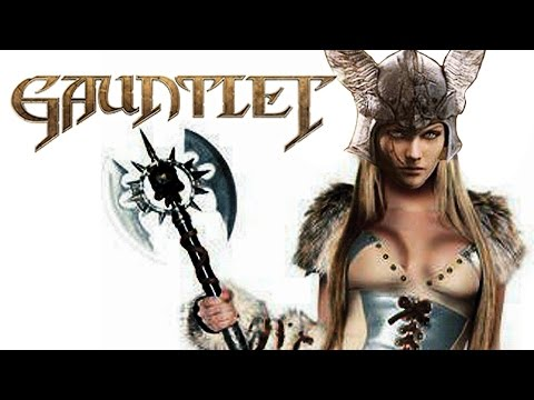 Valkyrie and the Turd Weasel - Gauntlet (2014) - E02 - GameSocietyPimps