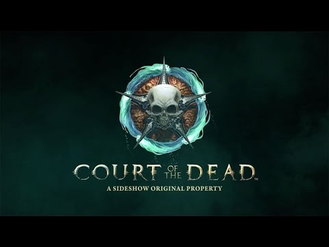 Making of The Court of the Dead | Sideshow Collectibles