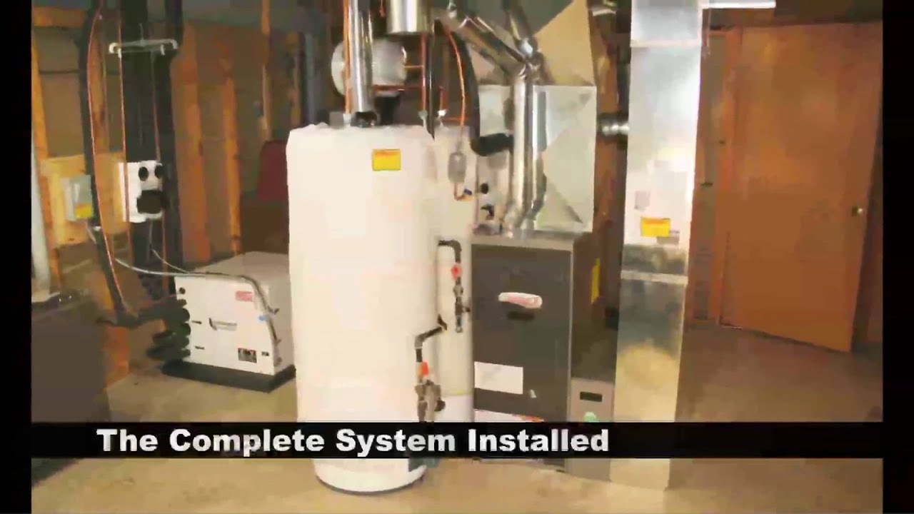 Residential Geothermal Heating & Cooling Installation   #BC990F
