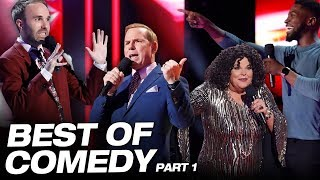 Laugh It Up With These Hilarious Comedians - America's Got Talent: The Champions