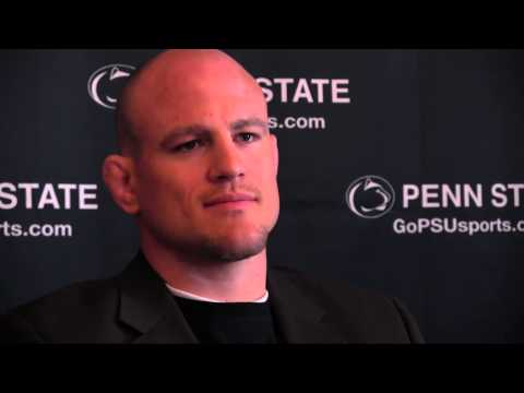 Cael Sanderson talks about the fight to keep wrestling in the Olympics Image 1