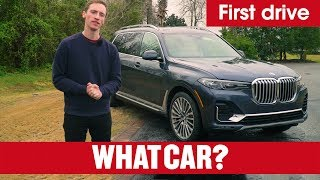 2019 BMW X7 review – the best seven-seat SUV on sale? | What Car?