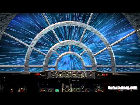 Star Ship Hyperdrive White Noise | Get Intense Focus With Rumbling Engine Sound | Study/Sleep 10 Hrs
