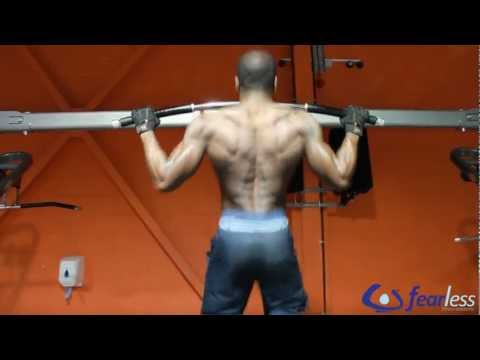 How To: Progression of the Chin Up and Pull Up