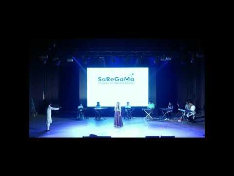 Aaj Jane ki (singer - chandni) event - rhythm.