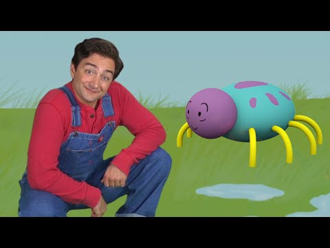 🎶 Itsy Bitsy Spider - Kids Songs - Nursery Rhymes - Socratica Kids - Incy Wincy Spider 🎶