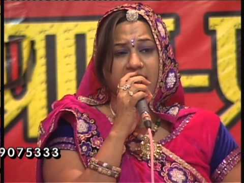 Asha Vaishnav Bhajan Thumk Thumk Anjanilal 2013 Pratap Gharh 5 video
