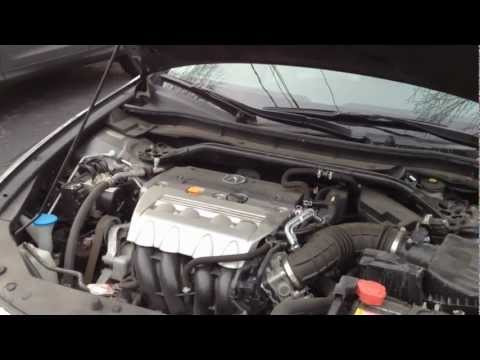 Acura TSX Oil Change (HD)