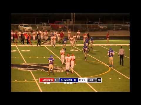 2014 Atchison vs Sumner Academy - 09/15/2014