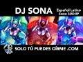 Dj Sona | Español Latino | Habilidades, Muerte, Recall, Burlas, Baile thumbnail