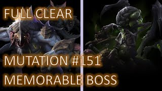 [Mutation #151] [Full Clear] Memorable Boss -  Dehaka + Abathur (Brutal)