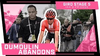 Tom Dumoulin Forced To Abandon | Giro d'Italia Stage 5 Recap 2019