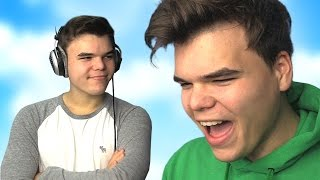 JELLY vs. BROTHER ON HAPPY WHEELS!