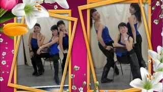 Troublemaker line dance (31/10/2012) by Vikki Morris