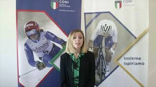 "Veronica Diquattro al Seminario ""Women, Leadership & Sport"""