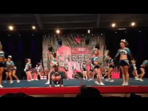 Cheer Sport Great White Sharks CFTC Day 2