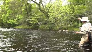 Dry fly fishing; Big wild browns Part 2..m2ts