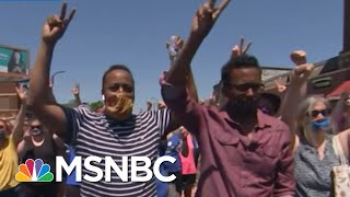 What Is Felony Murder? Officers In George Floyd Case Face Charge Used On Gangs, Drug Dealers | MSNBC