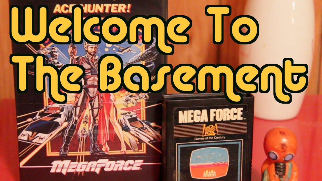 megaforce welcome to the basement youtube