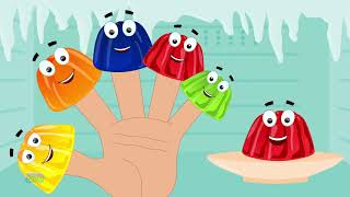 Jelly Finger Family | Nursery Rhymes | Baby Songs | Children Rhyme