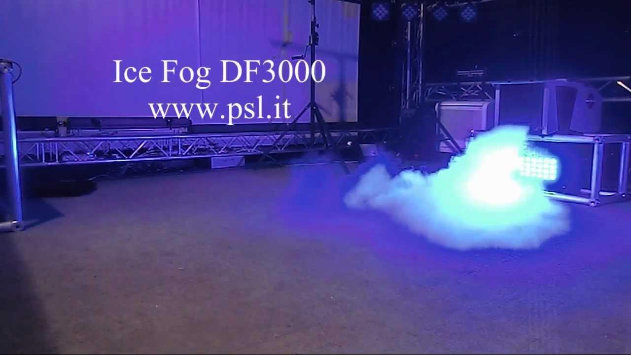 Macchina Del Fumo Ice Fog