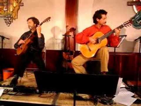 DeSamba with Peter Sprague&Fred Benedetti