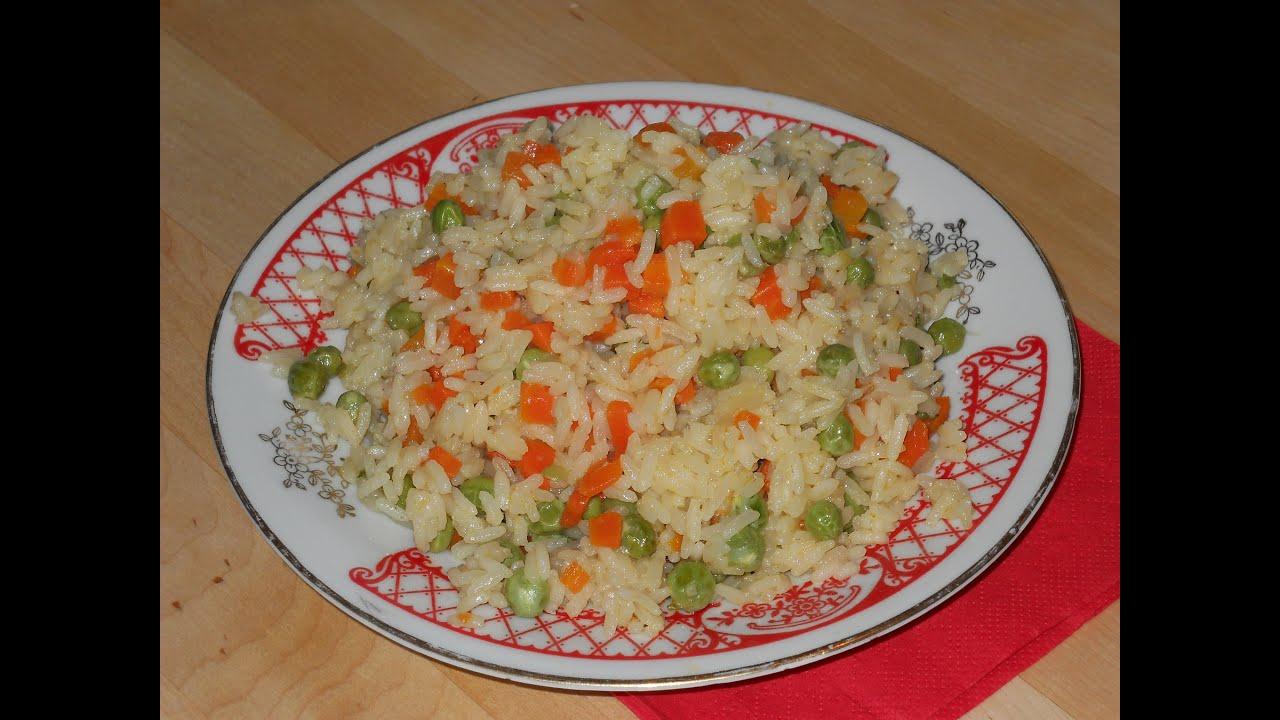 Рис на гарнир - Все рецепты России 62