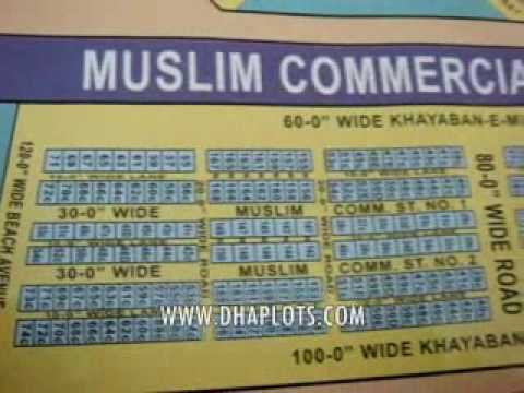 REAL ESTATE MUSLIM COMMERCIAL AREA PHASE 6 DHA KARACHI PAKISTAN DEFENCE PROPERTIES REALESTATE