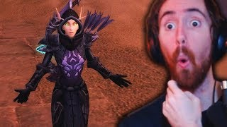 Asmongold HORDE Transmog Competition - THE BEST ONE EVER!