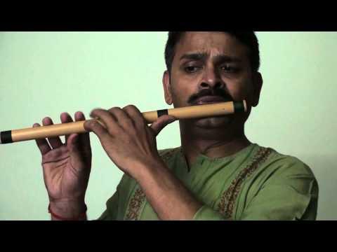 Abhi Na Jao Chhod Kar   Flute Instrumental