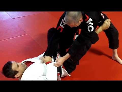 Jiu Jitsu Techniques - Attacks From De La Riva Image 1