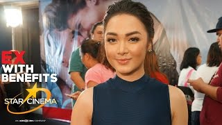 Meg Imperial on playing third wheel in 'Ex with Benefits'