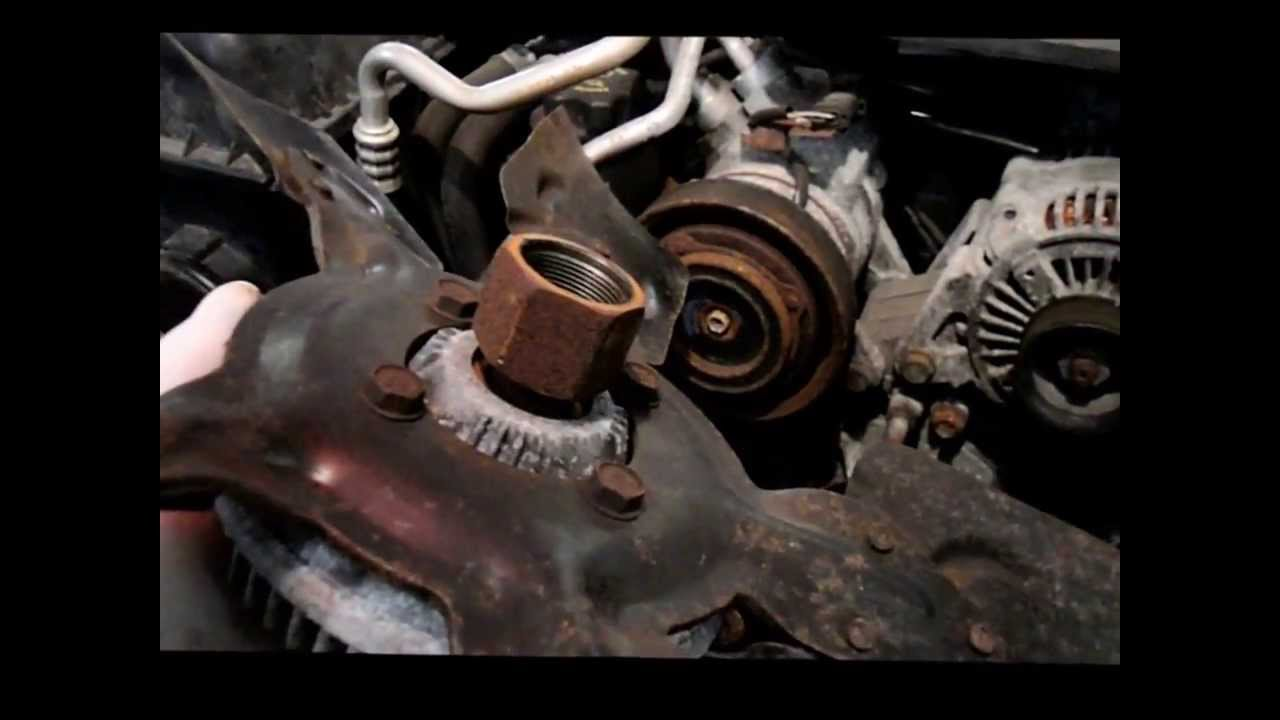 Maxresdefault on 2002 Dodge Water Pump Removal