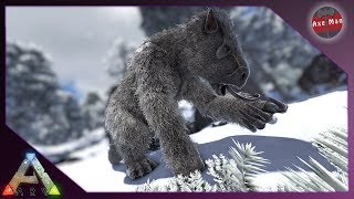 TAMING THE GIANT SLOTH, BROODMOTHER KILLER? | ARK SURVIVAL EVOLVED [S4E36]