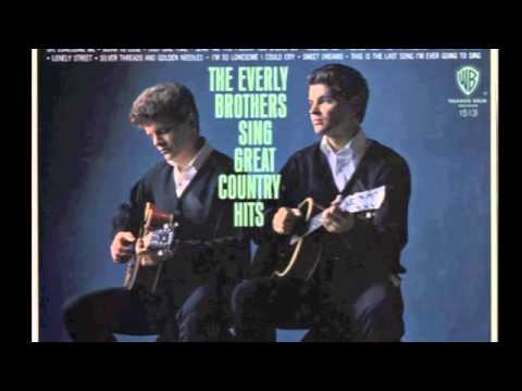 Everly Brothers - Silver Threads And Golden Needles