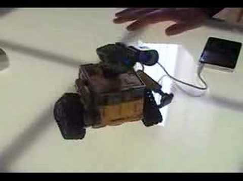 Hands-On With Disney s iDance Wall-E iPod Plug-in