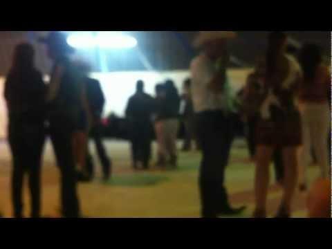 Baile con Los Vendavales de Adan Melendez en Santa Isabel, Chihuahua