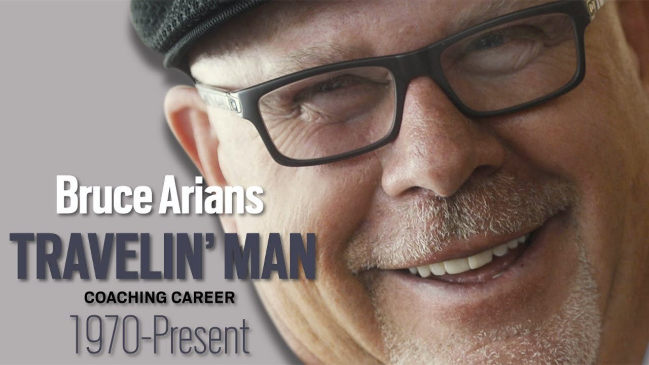 Bruce Arians' career travels