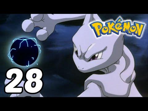 Pokémon Ash Gray #28 - Mewtwo Contre-attaque ! video
