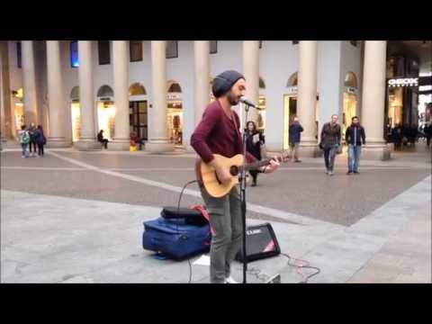 Roby Mencaglia - Waiting on the world to change (John Mayer Cover)